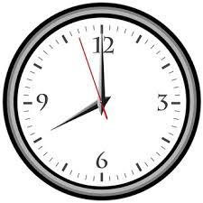 8 bzw. 20 Uhr